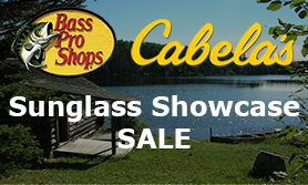 Bass Pro Shops / Cabela's Sunglass Showcase Sale