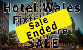 Hotel Wales Web Card Sale Ended